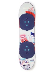 View the Burton Chicklet Kids Snowboard - 120 from the Kids Snowboards clothing range online today from Boarderline