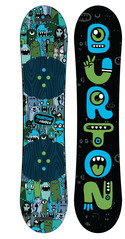 View the Burton Chopper Kids Snowboard - 110 cm from the Kids Snowboards clothing range online today from Boarderline