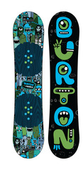 View the Burton Chopper Kids Snowboard - 115 cm from the Kids Snowboard Boots clothing range online today from Boarderline
