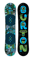 View the Burton Chopper Kids Snowboard - 120 cm from the Kids Snowboards clothing range online today from Boarderline