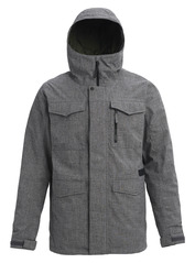 View the Burton Covert Jacket - Bog Heather from the Mens Snowboard Jackets clothing range online today from Boarderline