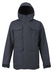 View the Burton Covert Jacket - Denim from the Mens Snowboard Jackets clothing range online today from Boarderline