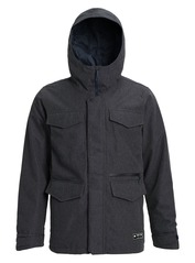 View the Burton Covert Jacket - Denim from the Mens Snow Jackets clothing range online today from Boarderline