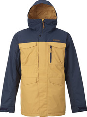 View the Burton Covert Jacket - Eclipse/Syrup from the Mens Snowboard Jackets clothing range online today from Boarderline