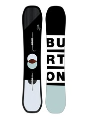 View the Burton Custom Snowboard 2020 - 158 from the Mens Snowboards clothing range online today from Boarderline