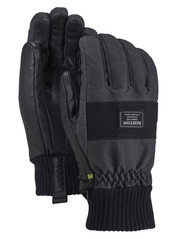 View the Burton Dam Glove - Black Wax from the Mens clothing range online today from Boarderline