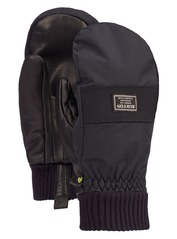 View the Burton Dam Mitt - True Black  from the Mens clothing range online today from Boarderline