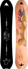View the Burton Deep Thinker Snowboard 2018 - 157 from the Mens Snowboards clothing range online today from Boarderline