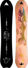 View the Burton Deep Thinker Snowboard 2018 - 160 from the Mens Snowboards clothing range online today from Boarderline