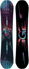 View the Burton Deja Vu Snowboard 2015 - 141 from the Womens Snowboards clothing range online today from Boarderline