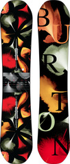View the Burton Deja Vu Snowboard 2018 - 141 from the Womens Snowboards clothing range online today from Boarderline