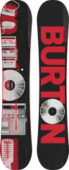 View the Burton Descendant Snowboard 2016 - 155 from the Mens Snowboards clothing range online today from Boarderline