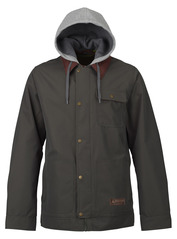 View the Burton Dunmore Jacket - Forest Night from the Mens Snowboard Jackets clothing range online today from Boarderline