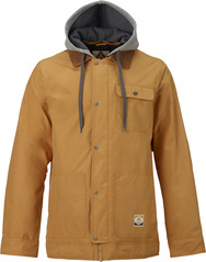 View the Burton Dunmore Jacket - Syrup Waxed from the Mens Snowboard Jackets clothing range online today from Boarderline