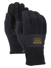 View the Burton Ember Fleece Glove - True Black from the Mens clothing range online today from Boarderline