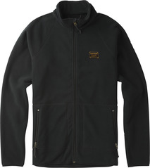 View the Burton Ember Fleece - True Black from the Fleece/Layering clothing range online today from Boarderline