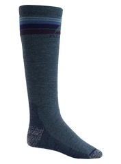 View the Burton Emblem Sock - Mood Indigo Heather from the Mens Socks clothing range online today from Boarderline
