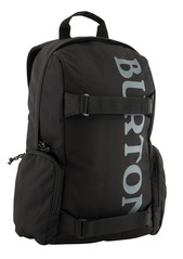 View the Burton Emphasis Pack - True Black from the Backpacks clothing range online today from Boarderline