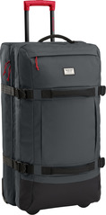View the Burton Exodus Roller Travel Bag - Blotto from the Travel Luggage clothing range online today from Boarderline