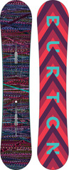 View the Burton Feather Snowboard 2018 - 152 from the Womens Snowboards clothing range online today from Boarderline