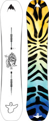 View the Burton Free Thinker Snowboard 2018 - 157 from the Mens Snowboards clothing range online today from Boarderline