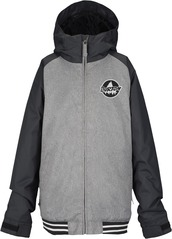 View the Burton Game Day Jacket - Black/Heather from the Jackets clothing range online today from Boarderline