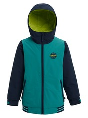 View the Burton Game Day Jacket - Green Blue Slate from the Jackets clothing range online today from Boarderline