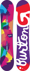 View the Burton Genie Snowboard 2017 - 142 from the Womens Snowboards clothing range online today from Boarderline
