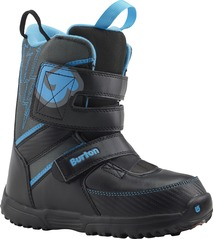 Burton Grom Snowboard Boot 2015 - Black/Blue