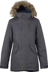 View the Burton Hazel Jacket - Denim from the Womens Snowboard Jackets clothing range online today from Boarderline
