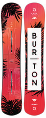 View the Burton Hideaway Snowboard 2018/19 - 152 from the Womens Snowboards clothing range online today from Boarderline