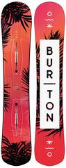 View the Burton Hideaway Snowboard 2018/19 - 155 from the Womens Snowboards clothing range online today from Boarderline