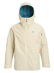 View the Burton Hilltop Jacket - Almond Milk from the Mens Snow Jackets clothing range online today from Boarderline
