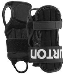 View the BURTON IMPACT WRIST GUARDS - BLACK from the Body Armour clothing range online today from Boarderline