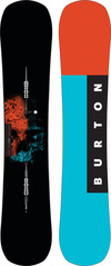 View the Burton Instigator Snowboard 2018 - 160 Wide from the Mens Snowboards clothing range online today from Boarderline