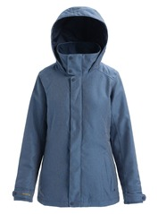 View the Burton Jet Set Jacket - Light Denim from the Womens Snow Jackets clothing range online today from Boarderline