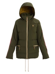View the Burton Keelan Jacket - Forest Night/Rose from the Womens Snow Jackets clothing range online today from Boarderline