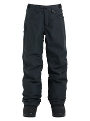 View the Burton Kids Barnstorm Pant - Black Denim from the Pants clothing range online today from Boarderline