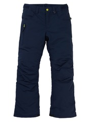 View the Burton Kids Barnstorm Pant - Dress Blue from the Pants clothing range online today from Boarderline