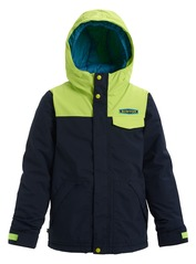 View the Burton Kids Dugout Jacket - Dress Blue from the Jackets clothing range online today from Boarderline