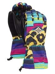 View the Burton Kids Profile Glove - Leopardy Cat from the Kids clothing range online today from Boarderline