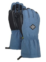 View the Burton Kids Profile Glove - Light Denim from the Kids clothing range online today from Boarderline