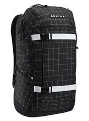 View the Burton Kilo 2.0 27L Backpack - True Black Oversized Ripstop from the Backpacks clothing range online today from Boarderline