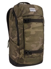 View the Burton Kilo 2.0 27L Backpack - Worn Camo Print from the Backpacks clothing range online today from Boarderline