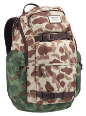 View the Burton Kilo Pack - Desert Duck from the Backpacks clothing range online today from Boarderline