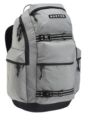 View the Burton Kilo Pack - Grey Heather from the Backpacks clothing range online today from Boarderline