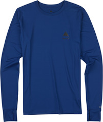 View the Burton Lightweight Crew - True Blue from the Base Layers clothing range online today from Boarderline