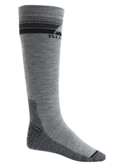 View the Burton Mens Emblem Sock - Grey Heather from the Mens Socks clothing range online today from Boarderline