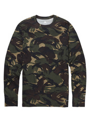 View the Burton Midweight Crew - Seersucker Camo from the Base Layers clothing range online today from Boarderline