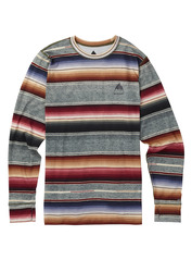 View the Burton Midweight Crew - Sinola from the Base Layers clothing range online today from Boarderline